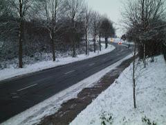 <<<---Wickrath- im Winter--->>>