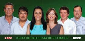 Visite a página oficial da candidatura do PS à Junta de Freguesia de Rio Maior