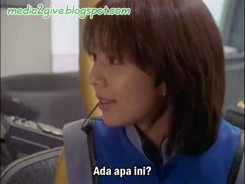 Ultraman Gaia Episode 2 (Subtitle Indonesia)