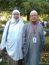 Abah & MA Cayunk ♥