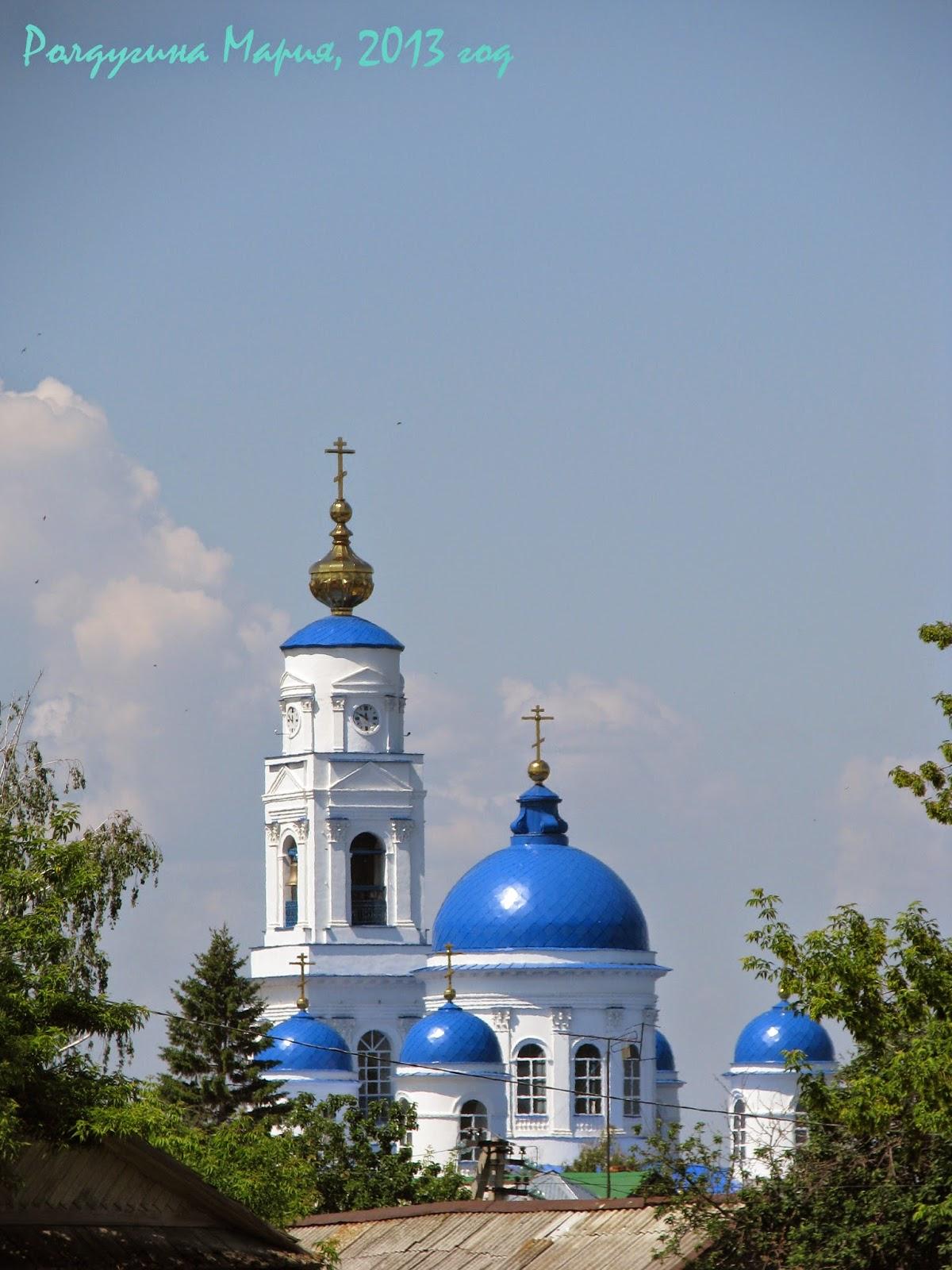 Собор Николая Чудотворца Чистополь Татарстан фото