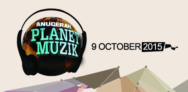 Anugerah Planet Muzik (APM) 2015