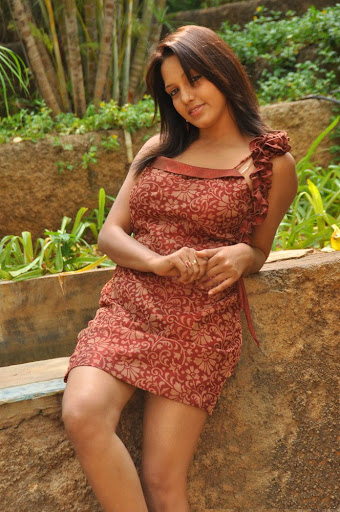 Pavani Reddy Photos in Cute Dress