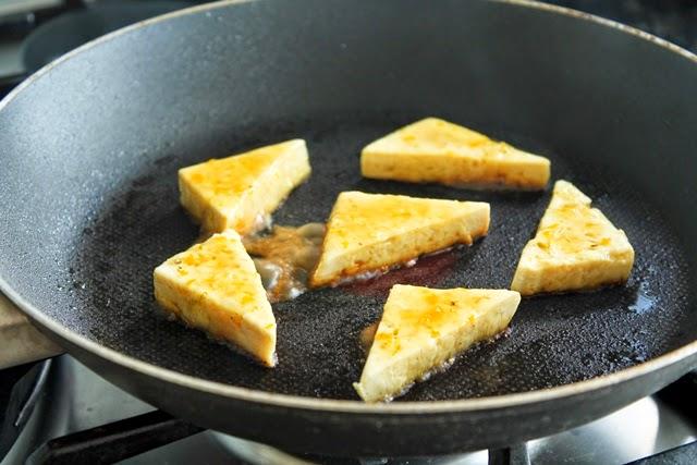 Zesty Lime Margarita Tofu