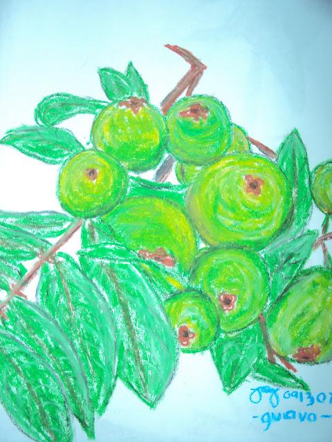 Guava-original Artwork