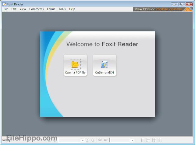 Foxit Reader 6.0.2.0413