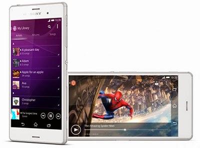 Sony Xperia Z3 (₦70,000)
