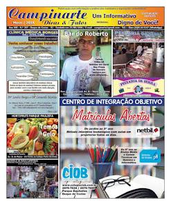 Campinarte Dicas e Fatos / Edição 247/ Mar. 2018