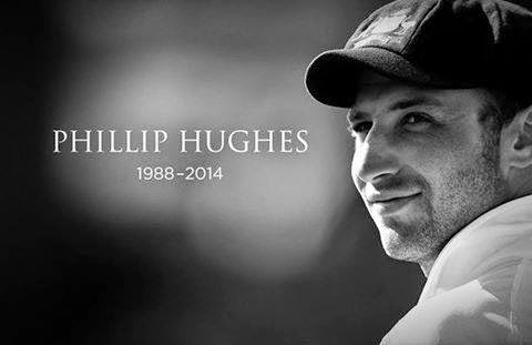 Phil Hughes died photo
