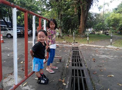 Wisata Education Alam Terbuka di IPB 1