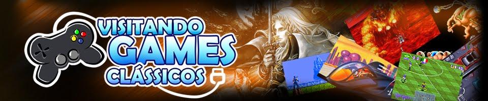 Jogos clássicos, jogos atuais e o futuro dos games!