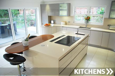Maybe Rework Your Available Space To Make Your Kitchen More Functional