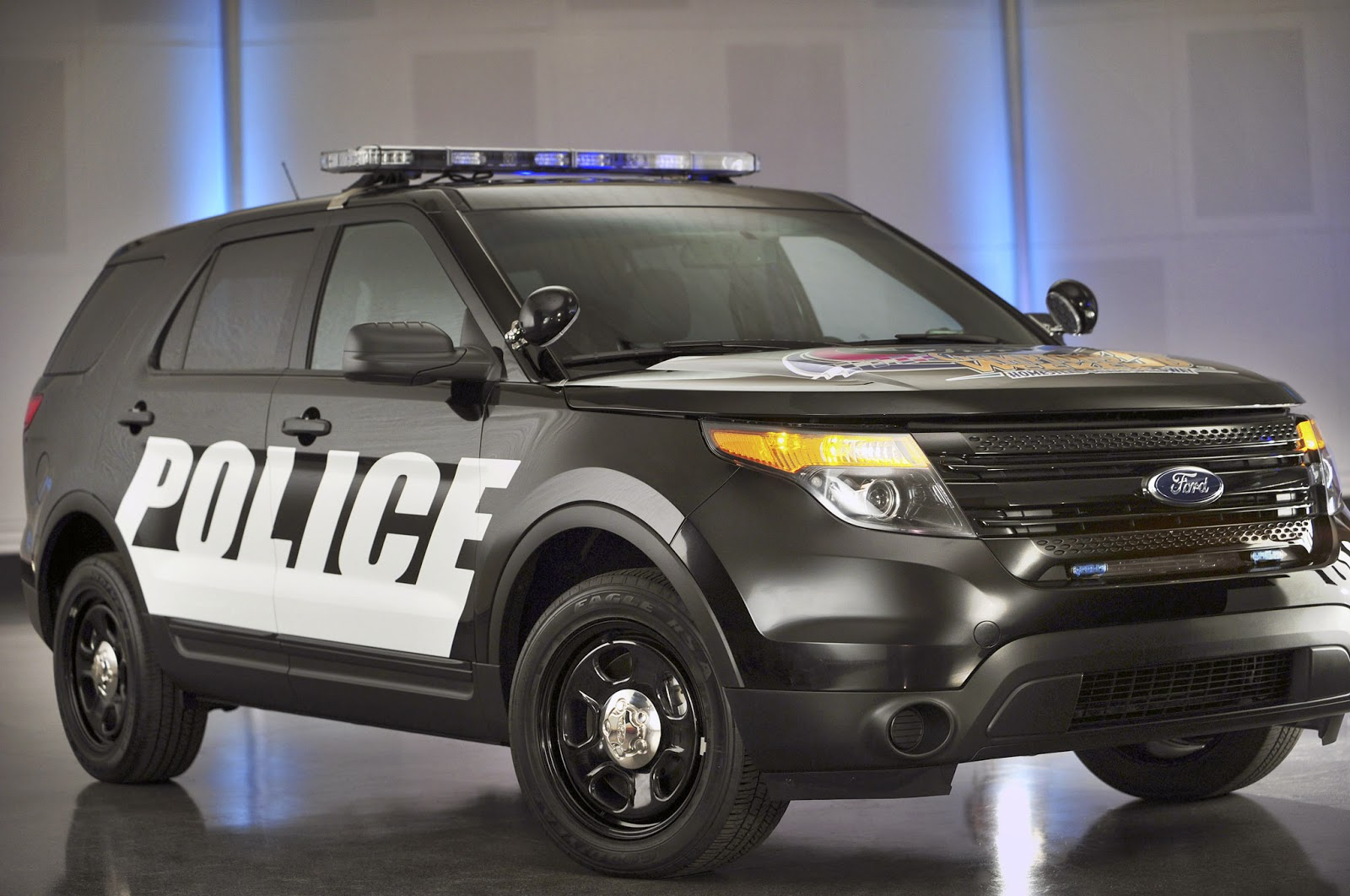 Ford's Reinvention of Police Vehicles Brings Bigger Share in Market