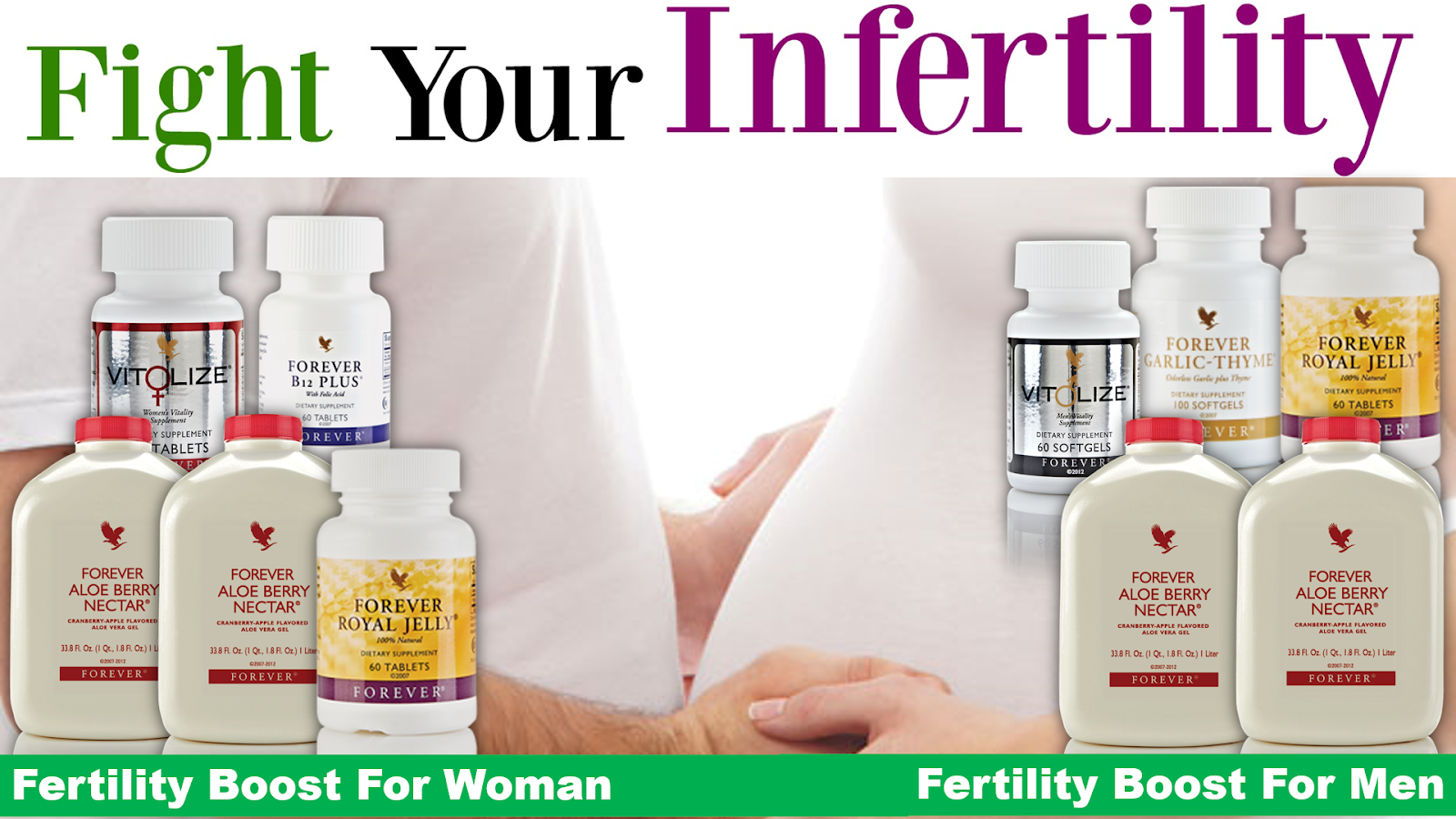 Here is a Fix for all your fertility Needs.