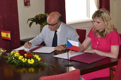 Dorna Kembali Diksusikan Masa Depan Brno dengan Menteri Pendidikan, Pemuda dan Olahraga Ceko