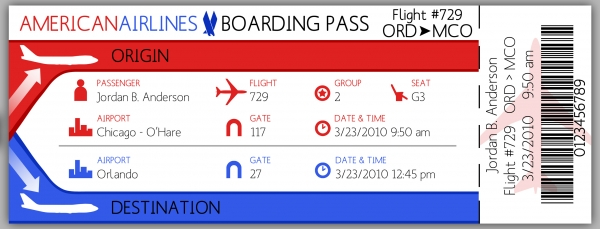 american airline tickets