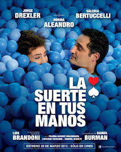 """La suerte en tus manos"" Estreno 29 de Marzo"