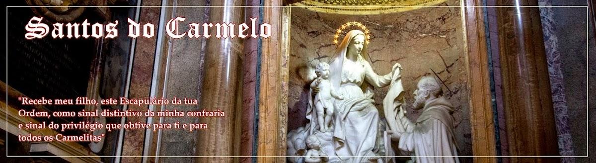 A Ordem de Carmo e a Vida de Exemplos dos Santos