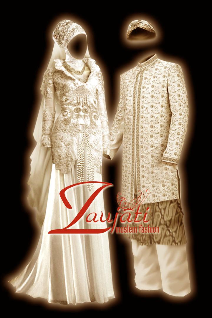 Baju Pengantin Muslim, Muslimah 7