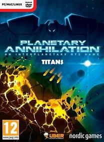 Planetary Annihilation TITANS-CODEX Terbaru 2015 cover