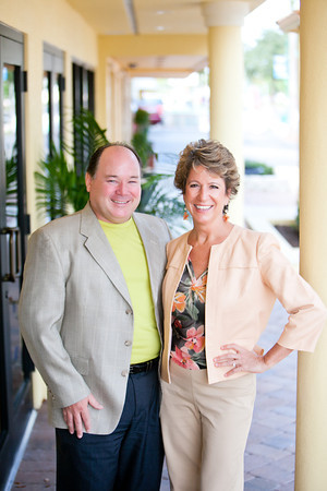 jacque and larry wier of premier insurance corp