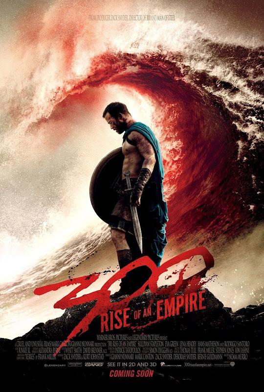 ตัวอย่างหนังซับไทย : 300: Rise of an Empire (300:มหาศึกกำเนิดอาณาจักร) โปสเตอร์
