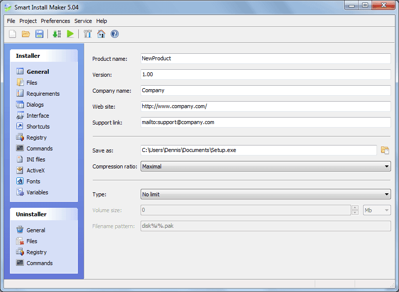 تحميل برنامج Smart Install Maker للكمبيوتر مجانا برابط مباشر