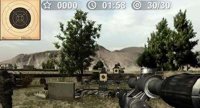 Game Arma II : Firing Range THD