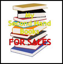 MY SECOND HAND BOOKS FOR SALE