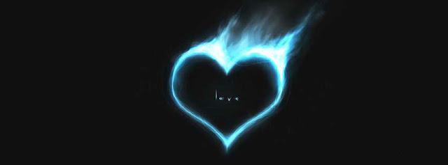 Heart Fire Flames