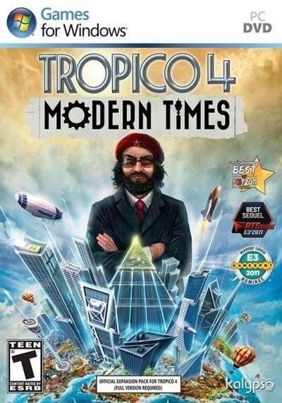 Tropico 4 Modern Time PC Full Expansión Español
