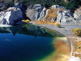 Danau Paling Jernih di Dunia