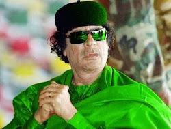 Gadafi Asesinado Brutalmente por los servicios secretos Franceses
