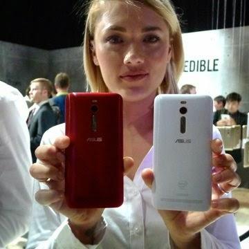 Smartphones, Asus, Zenfone 2, Zenfone Zoom, CES 2015, Android, gadgets, notícias, negócios