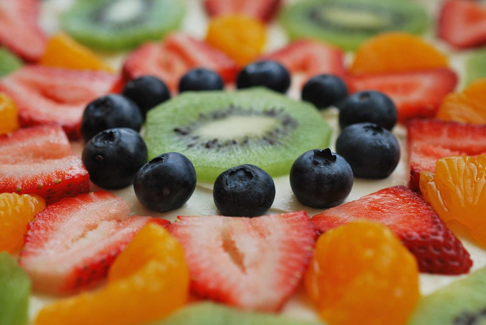 Fruit Pizza - Amanda Jane Brown