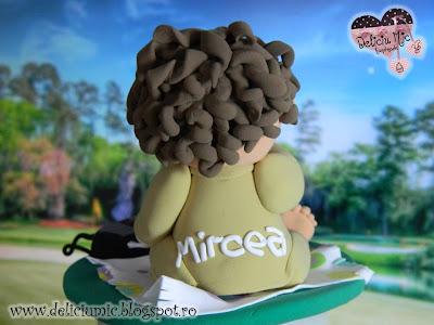 Figurine tort aniversare