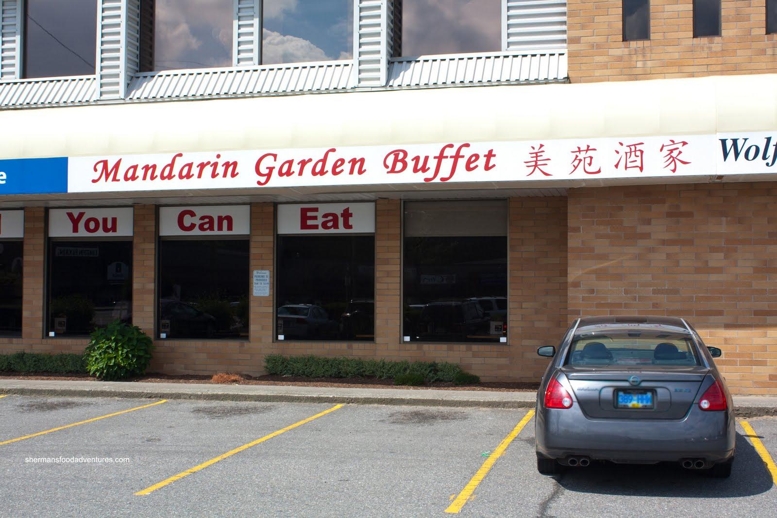 Sherman 39 S Food Adventures Mandarin Garden