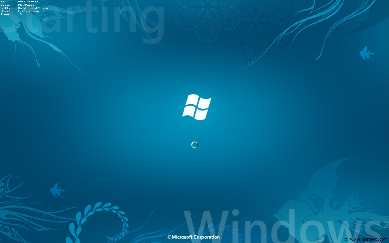 change windows 7 boot screen