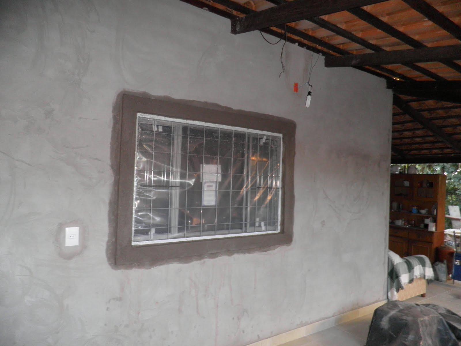 #604538 REFORMANDO A DISTANCIA: JANELAS COM MOLDURAS 1818 Janela De Aluminio Pode Ser Pintada De Branco