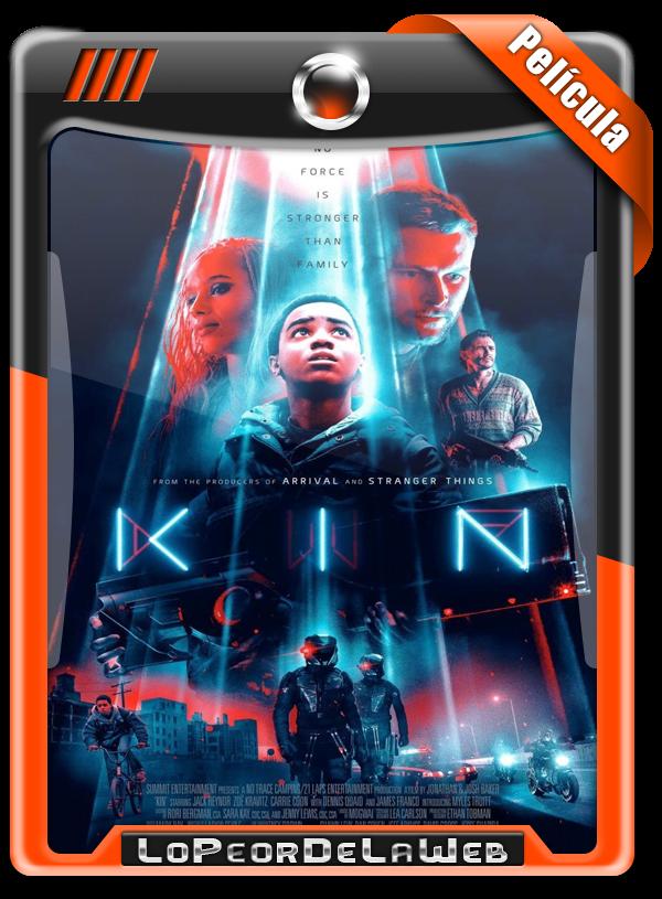Kin (2018) | El Legado 720p H264 Dual Mega
