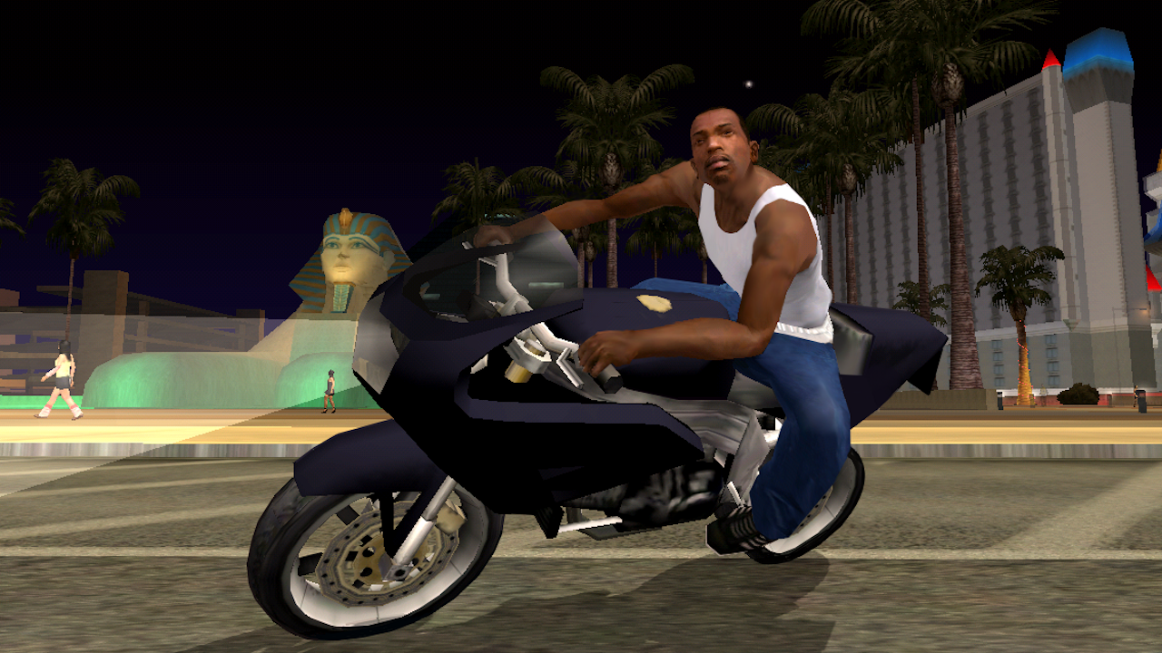 Grand Theft Auto: San Andreas Highly Compressed