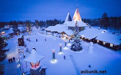 hotel es di kutub utara lapland finlandia