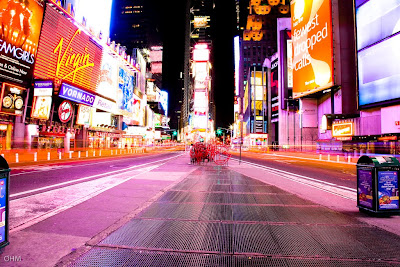Times Square, New York City, N.Y