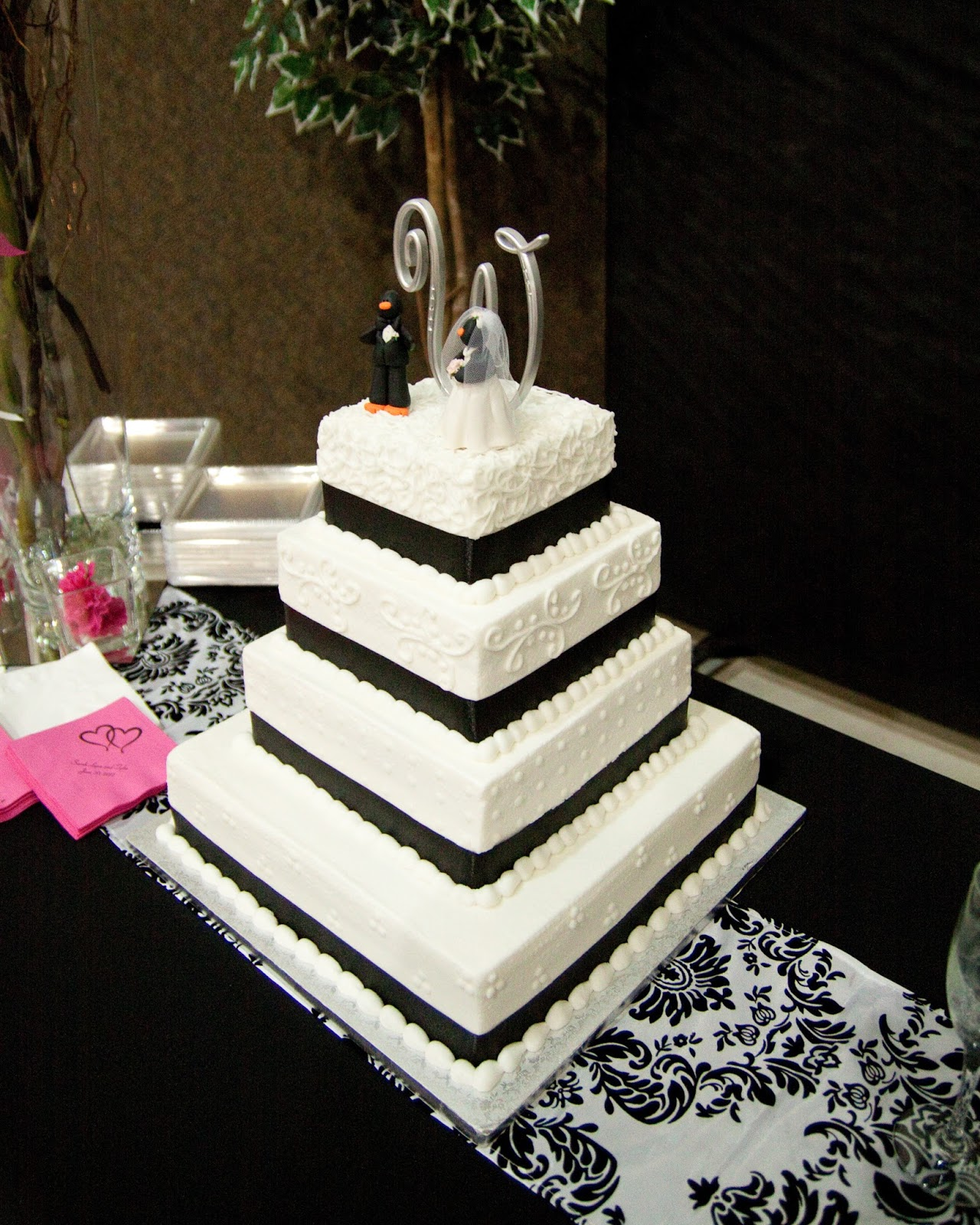Freezing Your Wedding Cake Top Tier