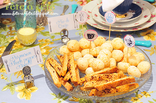 Fete A Vintage Afternoon Tea Baby Shower The All Gluten Free Challenge