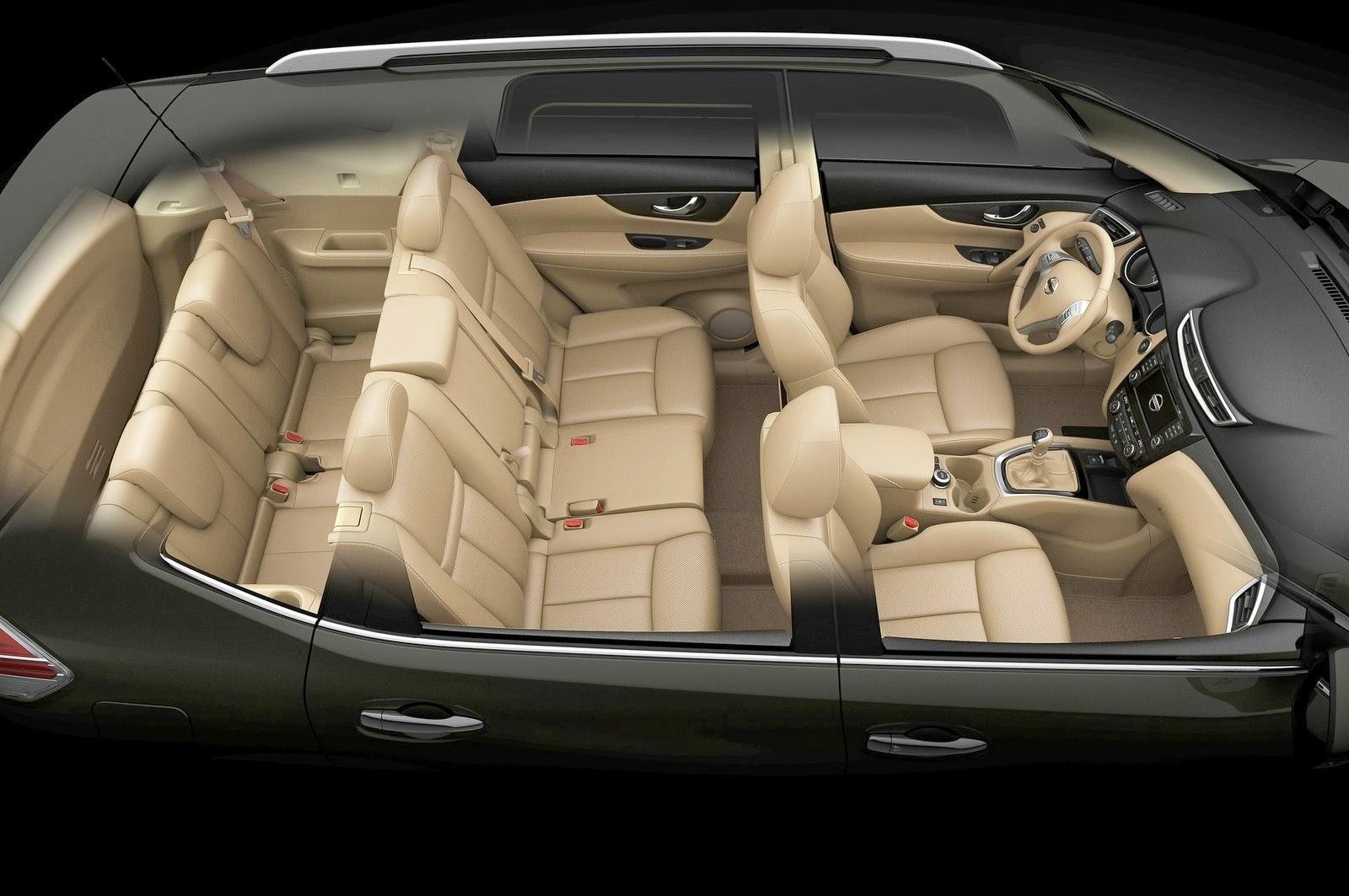 Nissan Rogue 3Rd Row >> Innovation Of The All New 2014 Nissan Rogue Marlboro Nissan