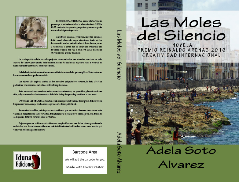 LAS MOLES DEL SILENCIO REEDITADO POR EDICIONES IDUNA