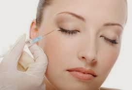 Injection de plasma de façon moderne pour embellir le visage