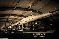 Concorde paris Musee de l'Air