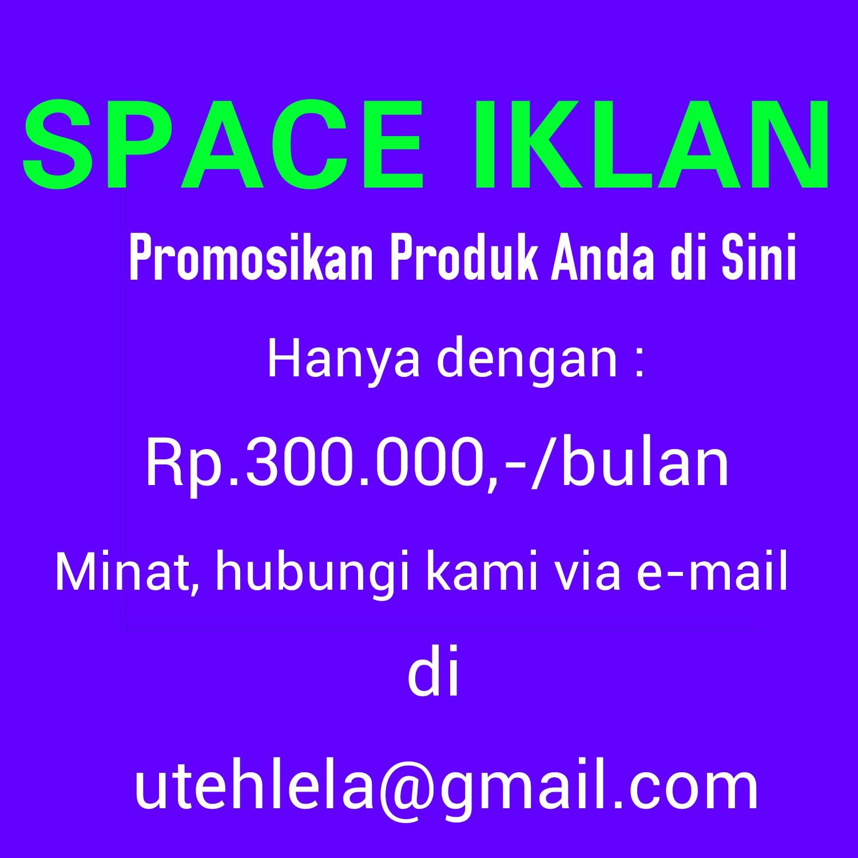 • • • SPACE IKLAN